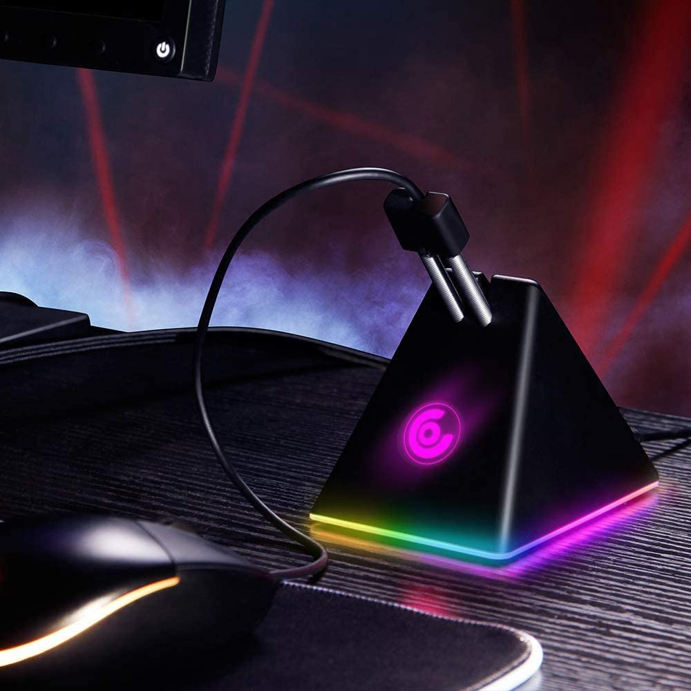Bungee RGB con luces led