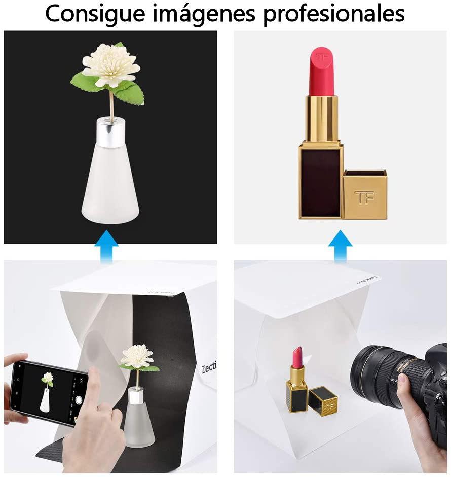 Cómo conseguir imágenes profesionales para mis productos