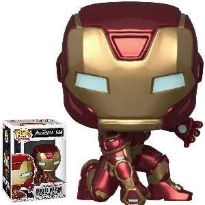 Funko Pop Avengers Iron Man industrias Stark