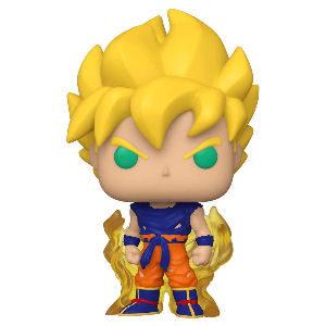 Funko Pop Super Saiyan Goku Dragonball Z