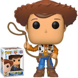Funko Pop Woody Toy Story 4