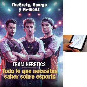 Libro Grefg Team heretics edicion digital electrónico