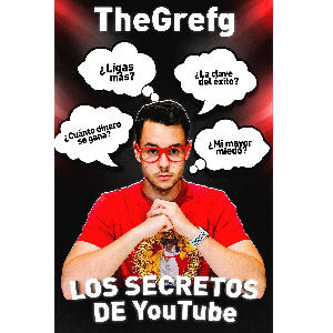 Libro Grefg los secretos de youtube