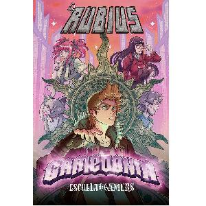 Libro Rubius escuela de gamers 2