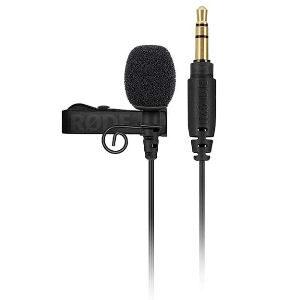Micrófono Rode de solapa profesional