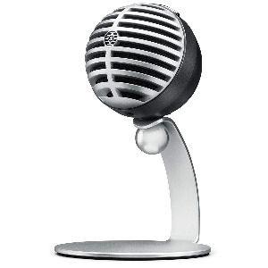 Micrófono Shure MV5 LTG con condensador digital