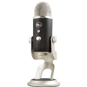 Micrófono de Willyrex