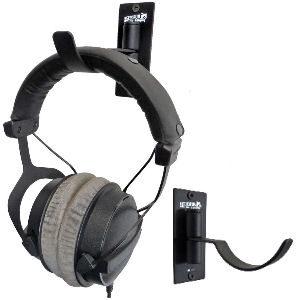 Soporte de pared para auriculares