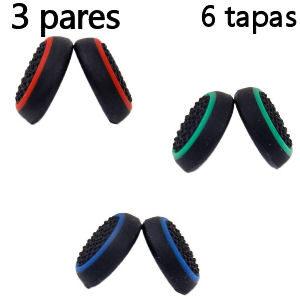 Tapas luminosas de pulgar para mandos de ps4, ps5, xbox series S, X, One