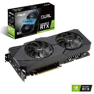 Tarjeta gráfica Asus Dual GeForce RTX2070 Super EVO