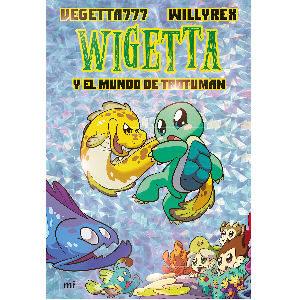 libro Wigetta 13 y el mundo de trotuman barato