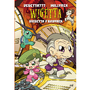 Libro Wigetta 14 viegetta y babyrex