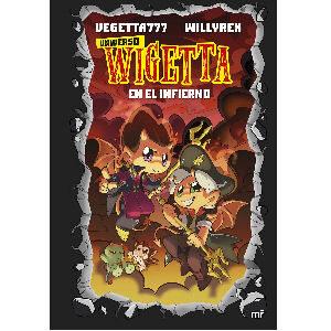 Libro Wigetta 15 Universo en el infierno barato